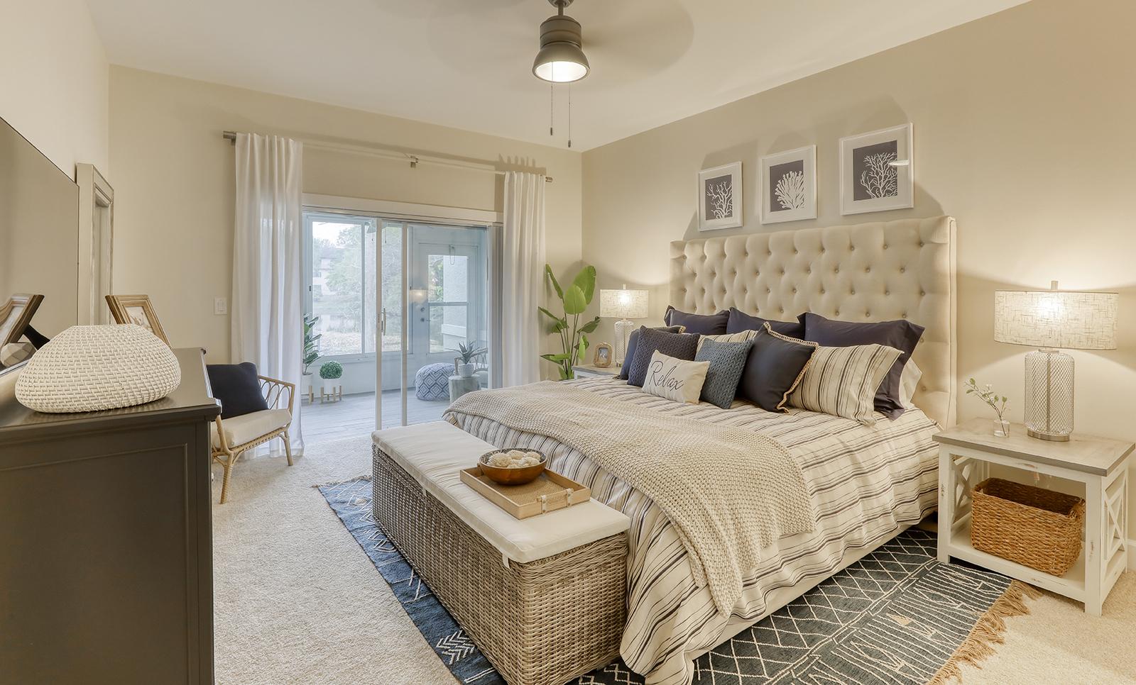Unisen Villa - Master Bedroom
