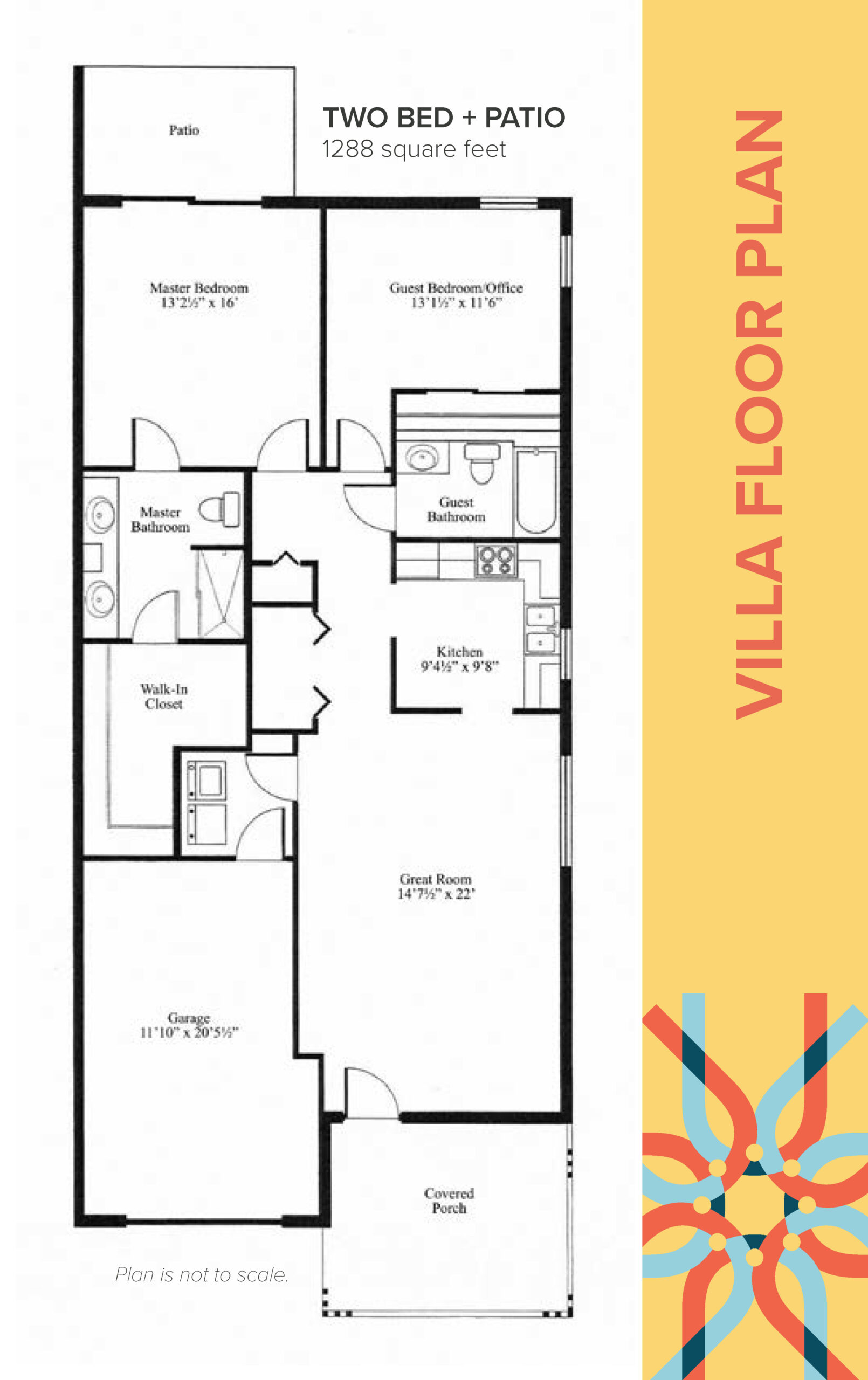 Unisen Senior Living Villa Floor Plan Sample