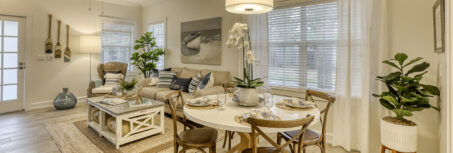 Unisen Decorated Villa Model