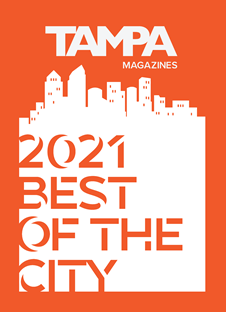Tampa Magazines 2021 Best of the City Awards logo
