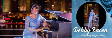 Debbie Bacon at Piano